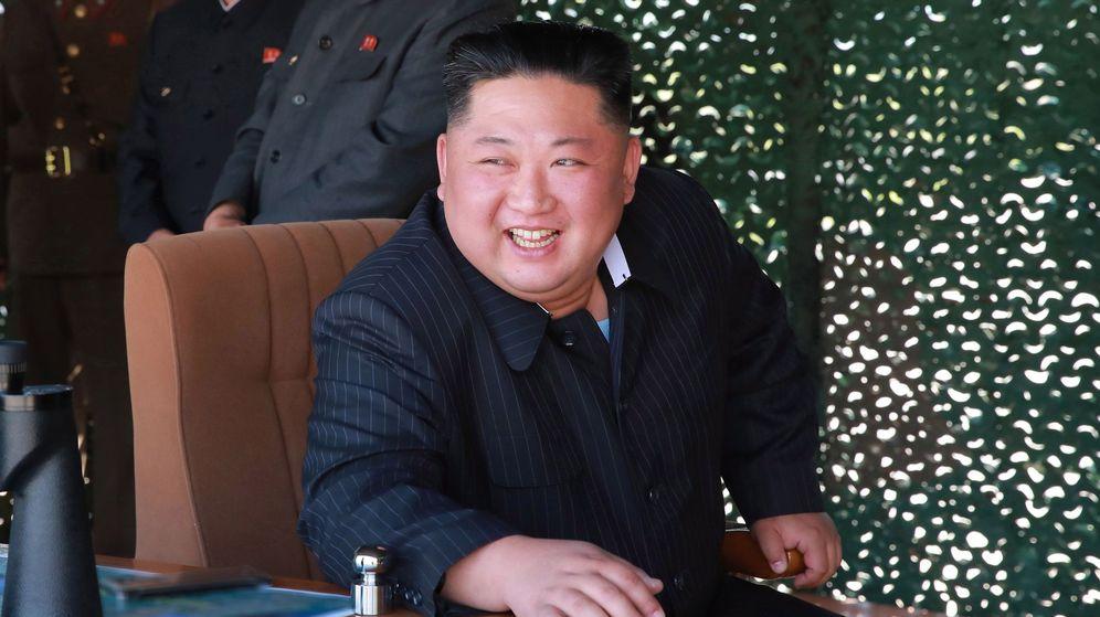 Foto: El líder de la República Popular Democrática de Corea, Kim Jong Un. (Agencia de Noticias Central de Corea del Norte)
