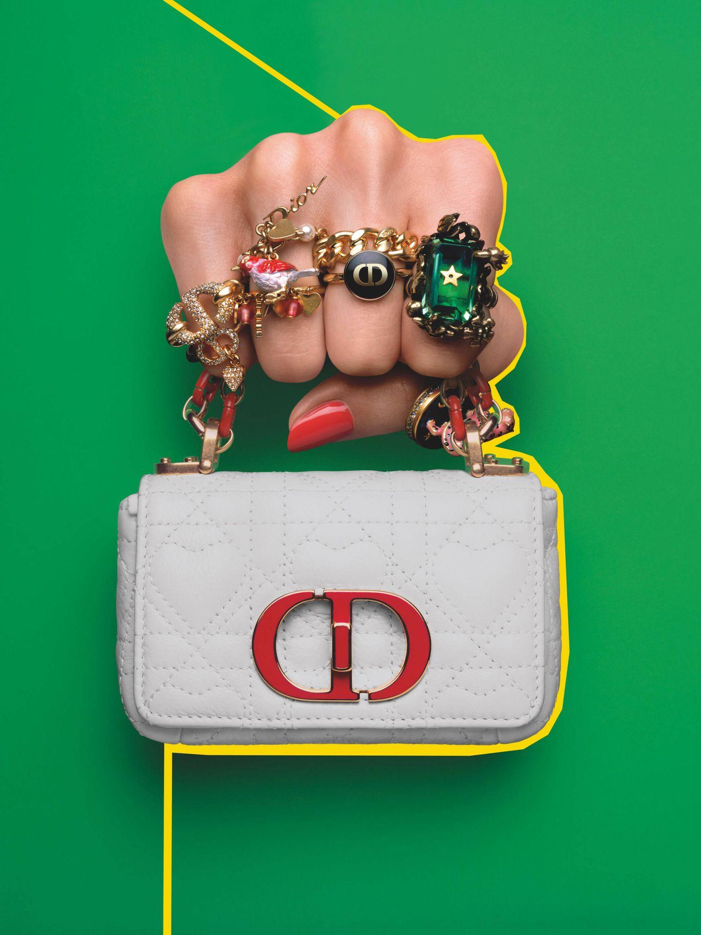 Brigitte Niedermair para Dior.