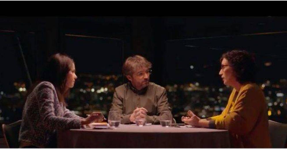Foto: Captura de un momento del programa de 'Salvados'.