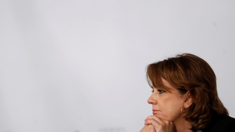 La ministra Delgado no quiere hablar de Villarejo: De ese tema, paso página