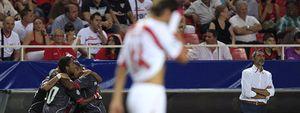 El Sevilla se queda fuera de Europa al caer de nuevo ante el Braga