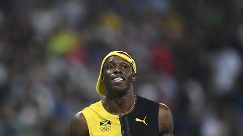 Silencio, corre Usain Bolt