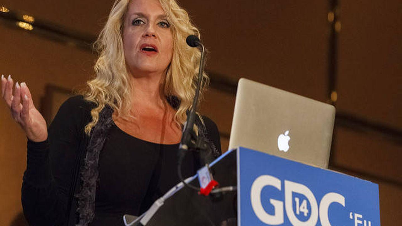 : Brenda Romero lleva 37 años trabajando en la industria de los videojuegos (Fuente: Official GDC | Flickr)