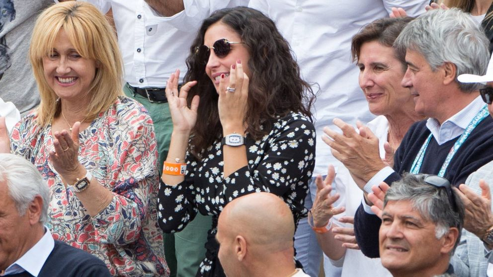El amuleto de Xisca Perelló: un reloj de más de 150.000 euros