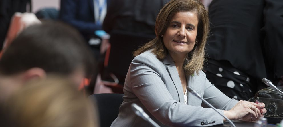 Foto: Fátima Báñez, ministra de Empleo. (Reuters)
