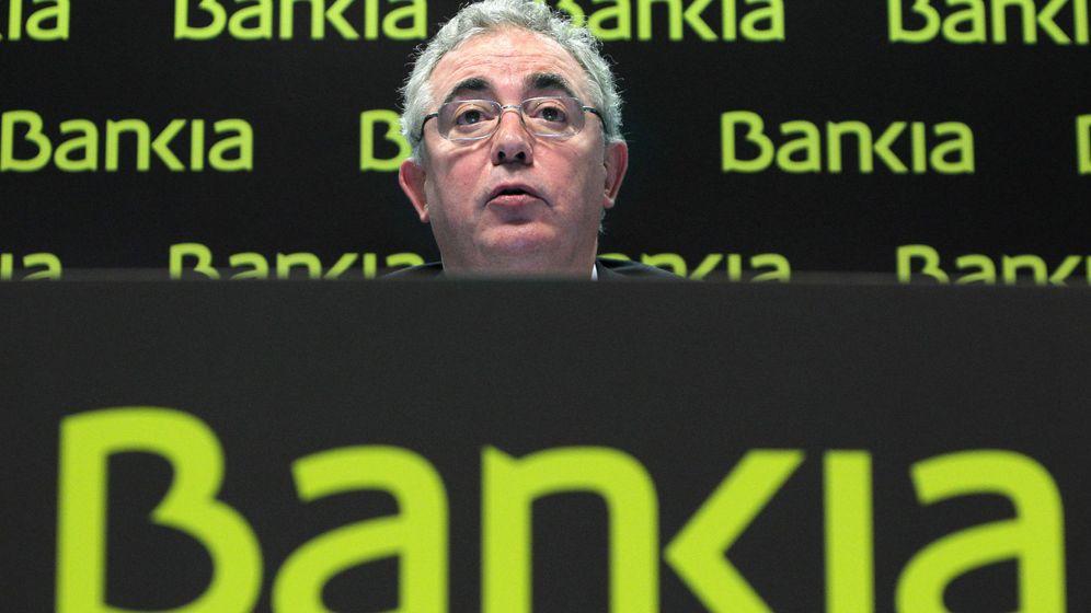 Foto: El ex consejero delegado de Bankia Francisco Verdú. (EFE)