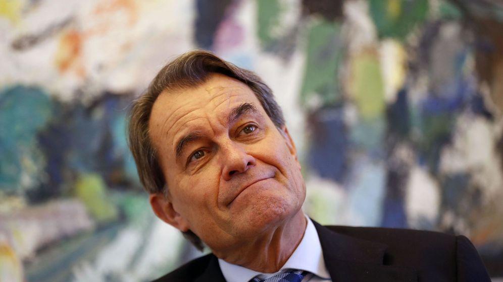 Foto: El expresidente de la Generalitat, Artur Mas. (EFE)