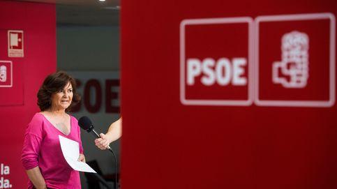 Sánchez remarca el sello feminista de su equipo aupando a mujeres a cargos clave