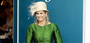 Post de El indescriptible sombrero de la reina Máxima, protagonista de su último acto