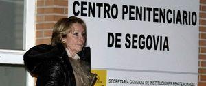 Esperanza Aguirre adelanta que tiene pensado pedir el indulto para Carromero