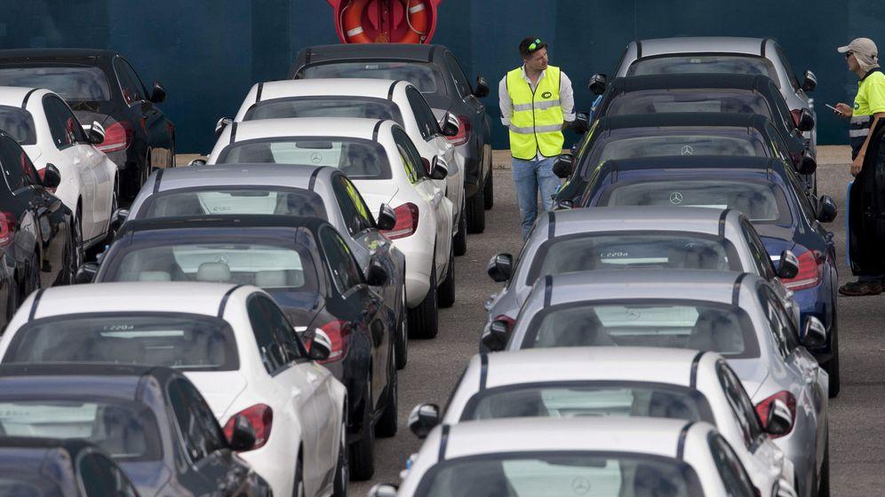 Foto: Cosco está comprando puertos en España mientras los estibadores están de huelga. (EFE)