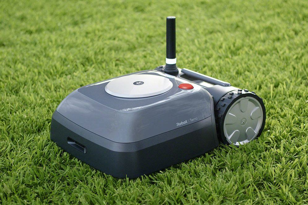 Foto: El nuevo Roomba de iRobot tendrá como objetivo limpiar tu jardín. (Foto: iRobot)