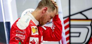 Post de ¿Qué le pasa a Sebastian Vettel? ¿No es tan bueno como decían?