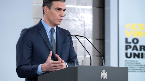 La curva arrastra a Sánchez al cierre total del país que demoró para no dañar la economía