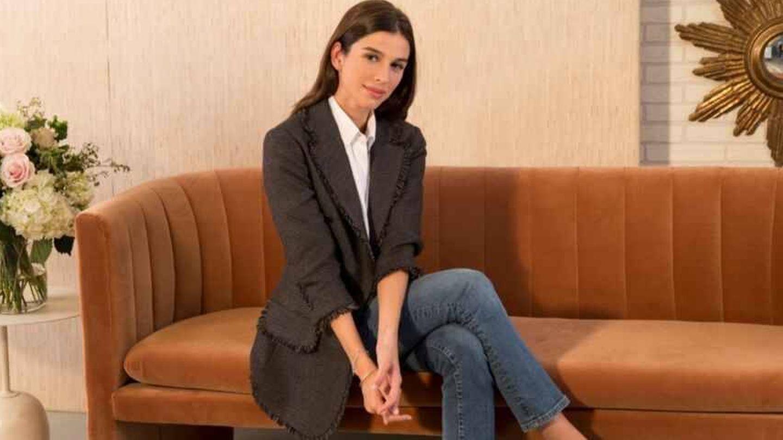 Sandra Gago, en la imagen oficial del curso. (Conde Nast College)