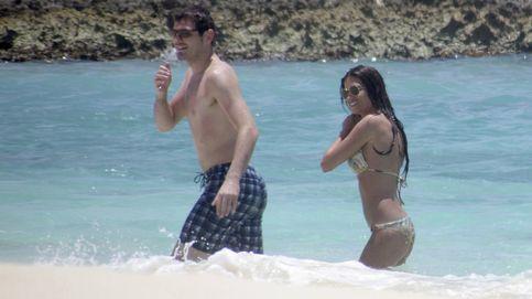 Las relajantes vacaciones de Iker y Sara en el Algarve portugués