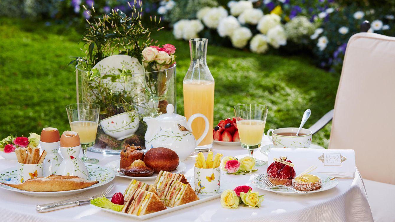 Desayunos 5 estrellas en Paris