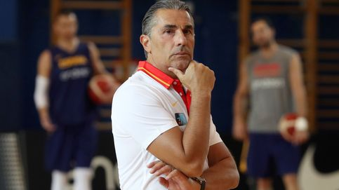 Algún sinsabor y muchas sonrisas: así ha vivido Scariolo todos sus torneos con España