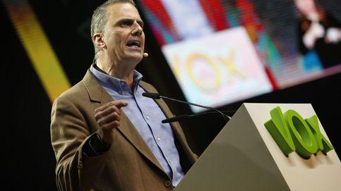 Ortega Smith supera el coronavirus después de más de un mes de confinamiento
