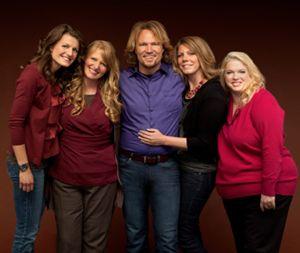 Una familia polígama de un 'reality show' desafía a la ley americana