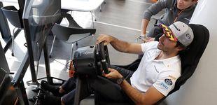 Post de La mina de oro de McLaren o cuando Carlos Sainz empuja a su compañero