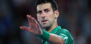 Post de Novak Djokovic - Federer: así vivimos el pase a la final del serbio en el Open de Australia