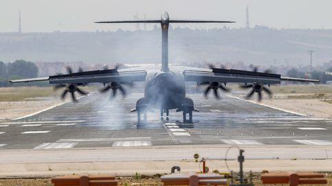 Aeronáuticas andaluzas contratan a 'juniors' para producir el A400M