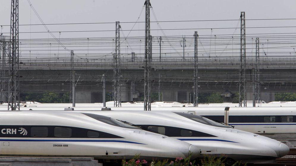 Foto: El gobierno chino sigue expandiendo sus líneas de alta velocidad (EFE/Qilai Shen)