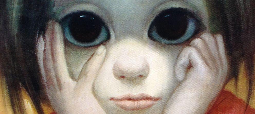 Foto: Los ojos que conmovieron a Tim Burton