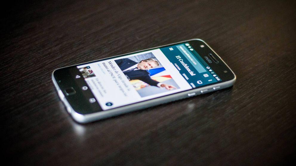 Una semana con el Moto Z: la prueba definitiva del fracaso de la telefonía modular