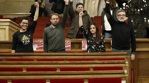 La CUP reprocha el cambio de 'consellers' y cree que Torra ha claudicado ante Rajoy