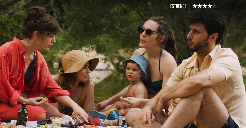 Foto: Itsaso Arana protagoniza la última película de Jonás Trueba, 'La virgen de agosto'. (BTeam)