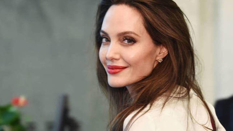 Angelina Jolie, en una imagen de archivo. (Getty)