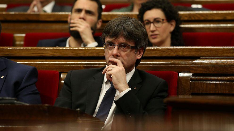 Puigdemont invitará a diputados británicos a ver en directo su referéndum