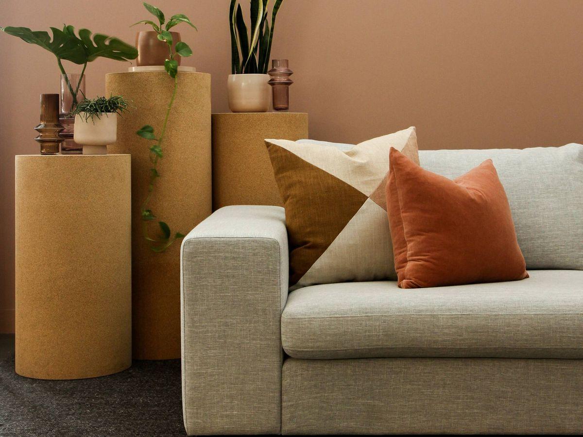 Foto: Decora tu casa con colores antiestrés y relajantes. ( Nathan Oakley para Unsplash)