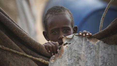 Sequía y hambruna en África Oriental