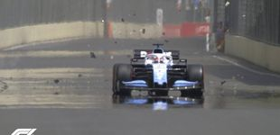 Post de La chapuza de la alcantarilla en Azerbaiyán y el papelón para la Fórmula 1