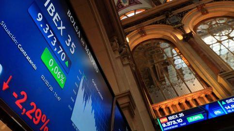 El Ibex 35 se desmarca de Europa y cierra en verde de la mano de los bancos