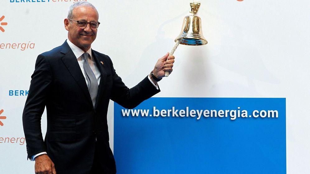 Foto: El consejero delegado de Berkeley Energía, Paul Atherley. (EFE)
