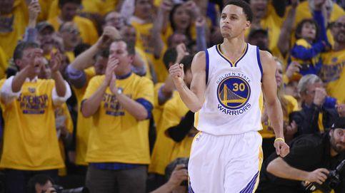 Stephen Curry hace que los Warriors se adelanten en la final del Oeste