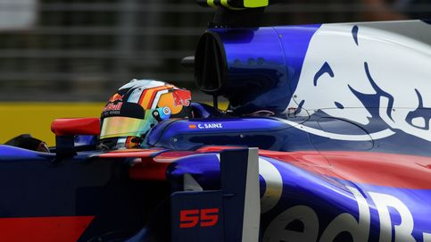 Sainz y la duda en Toro Rosso: a ver quién es el guapo y quién es el rápido