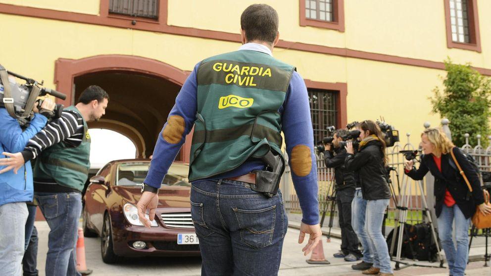 La Guardia Civil clama contra el desinterés del PP en la corrupción
