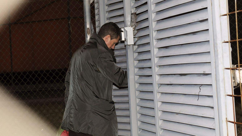 Foto: Jaume Matas ingresa en prisión (Efe)