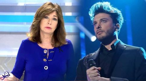 Representa a TVE: Ana Rosa tira por tierra la queja de Blas Cantó sobre la vacunación de la Selección