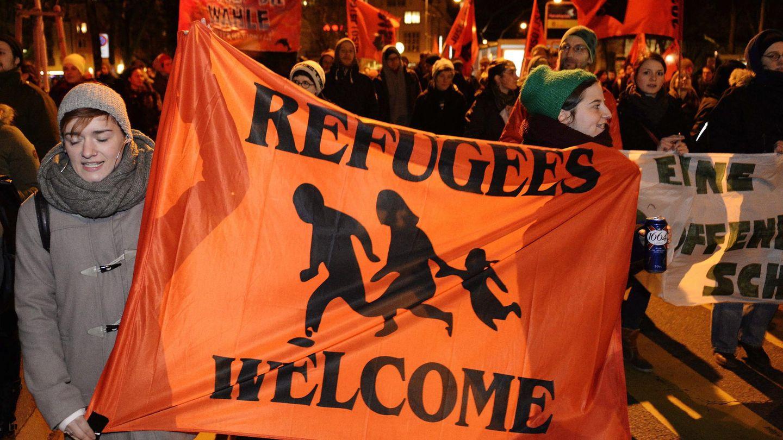 Reacciones en Suiza tras la aprobación del referéndum (Reuters).
