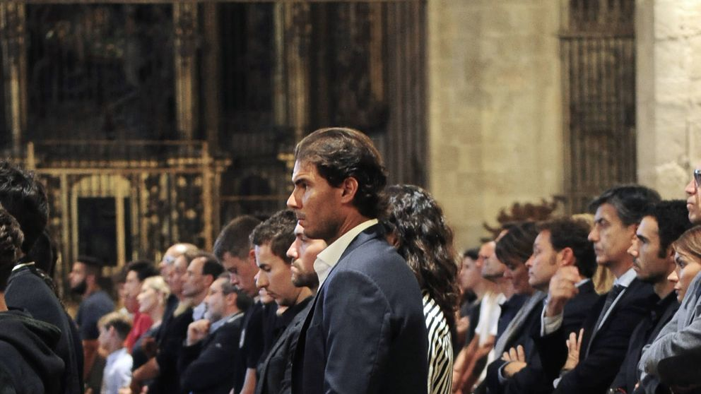 Rafa Nadal, Jorge Lorenzo, Marc Márquez... El mundo del deporte se vuelca con la familia de Luis Salom