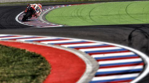 Tres juegos de neumáticos para que Marc Márquez domine a todos