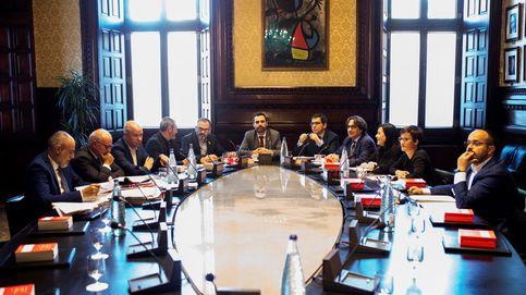 Los letrados del Parlament cuestionan el voto delegado de los diputados de JxCAT