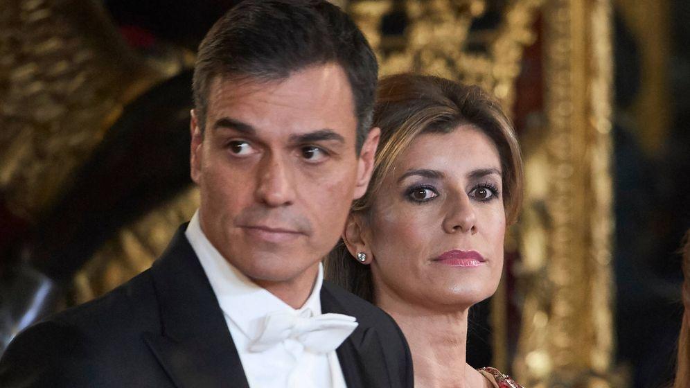 Foto: Pedro Sánchez y Begoña Gómez. (Limited Pictures)