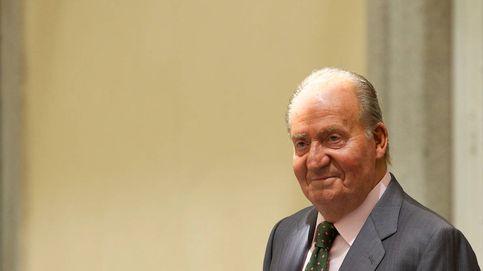 """El rey Juan Carlos, """"muy ilusionado"""" con su reaparición este fin de semana en Sanxenxo"""